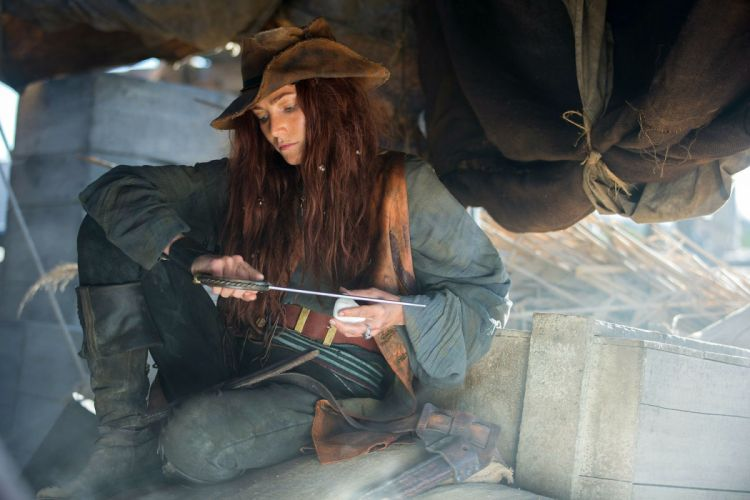 BLACK SAILS adventure drama fantasy series television pirates pirate starz (35) wallpaper