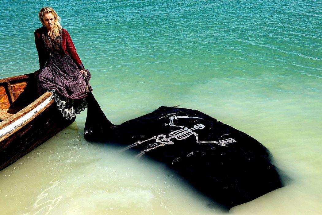 BLACK SAILS adventure drama fantasy series television pirates pirate starz (42) wallpaper