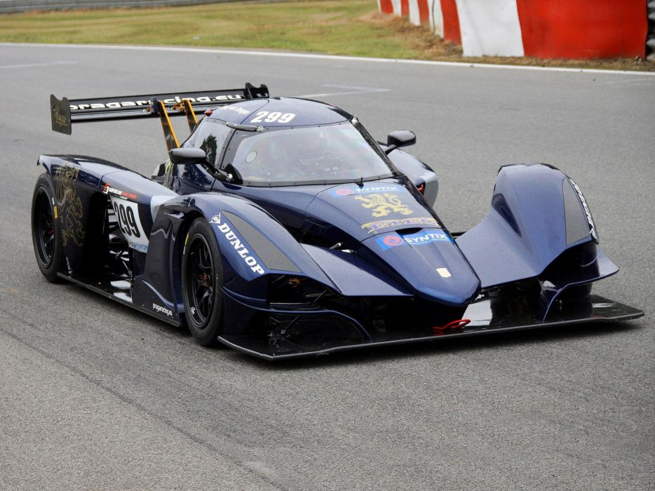 praga-racing r1-prototype 2012 car racing race 4000x3000 wallpaper