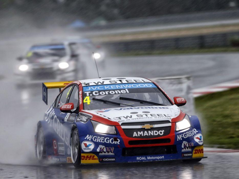 chevrolet cruze wtcc 2014 race car racing 4000x3000 wallpaper