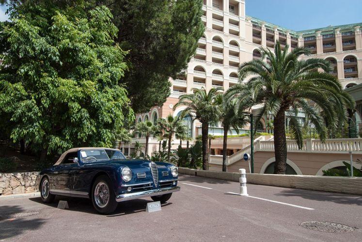 1949 Alfa Romeo 6C-2500-SS Cabriolet Pinin Farina 4000x2677 wallpaper