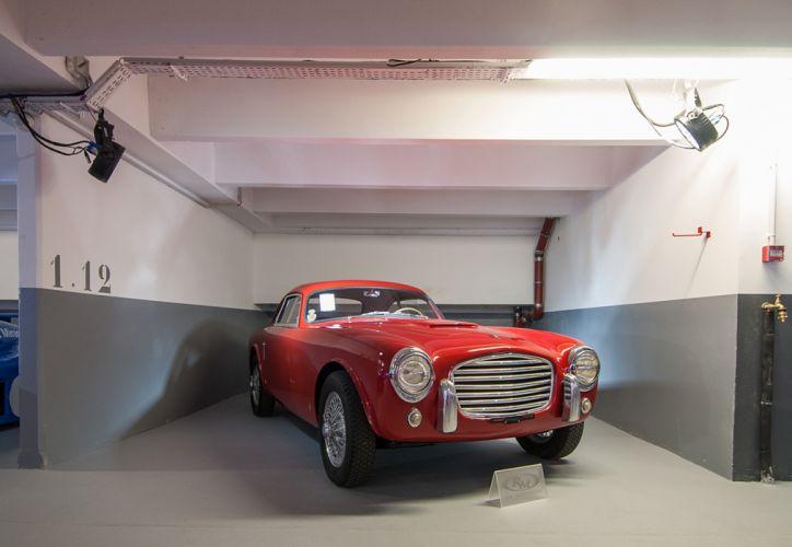 RM's Auction in Monaco classic car 1952 Siata Daina 1400 CoupA wallpaper