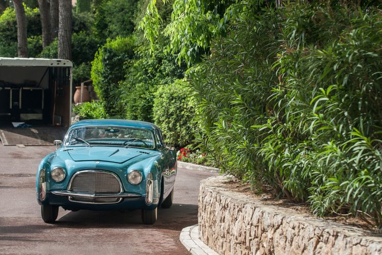 RM's Auction in Monaco classic car 1953 Chrysler Ghia Special CoupA wallpaper