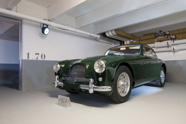 RM's Auction in Monaco classic car 1955 Aston Martin DB2-4 CoupA wallpaper