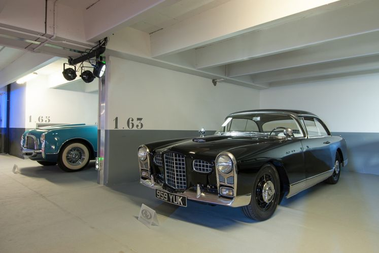 RM's Auction in Monaco classic car 1956 Facel Vega FV2B CoupA wallpaper
