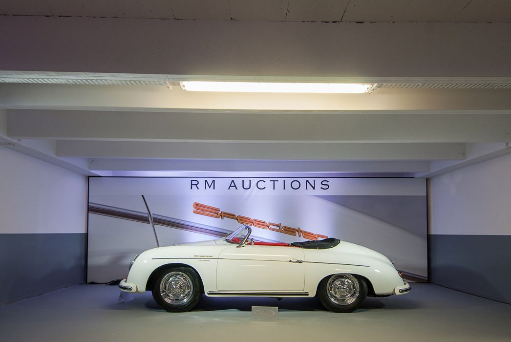 RM's Auction in Monaco classic car wallpaper