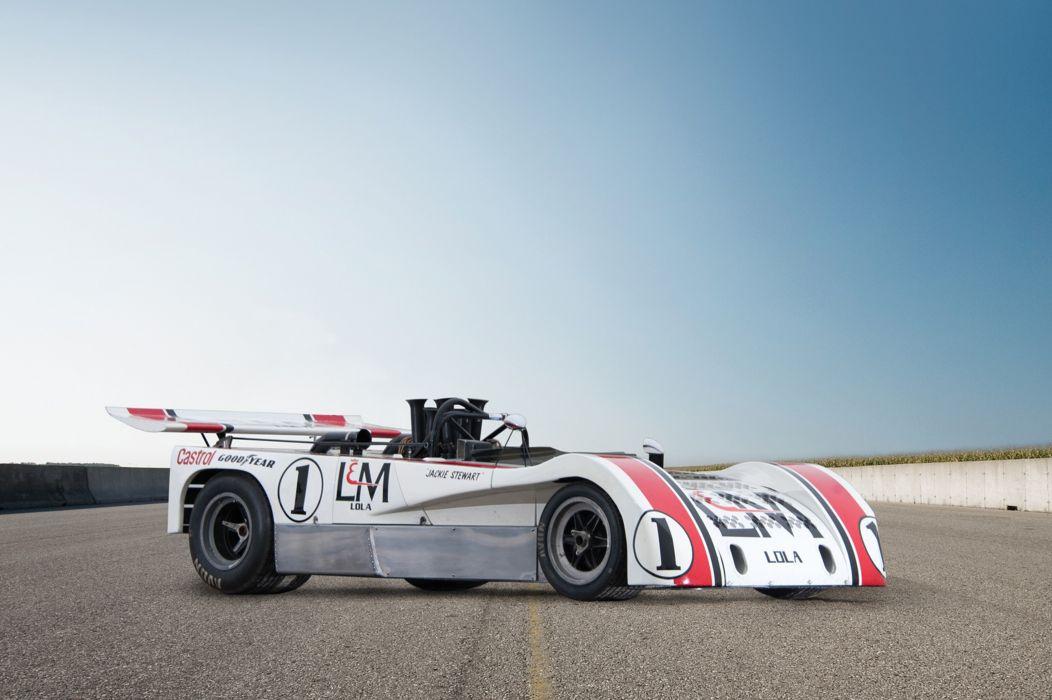 RM's Auction in Monaco classic car race racing 1971 Lola T260 Can-Am Spyder T260-HU2 4000x2661 wallpaper