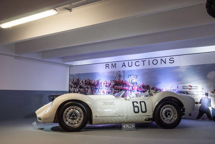 RM's Auction in Monaco classic car 1958 Lister-Jaguar 'Knobbly' Prototype BHL EE 101 2 4000x2677 wallpaper