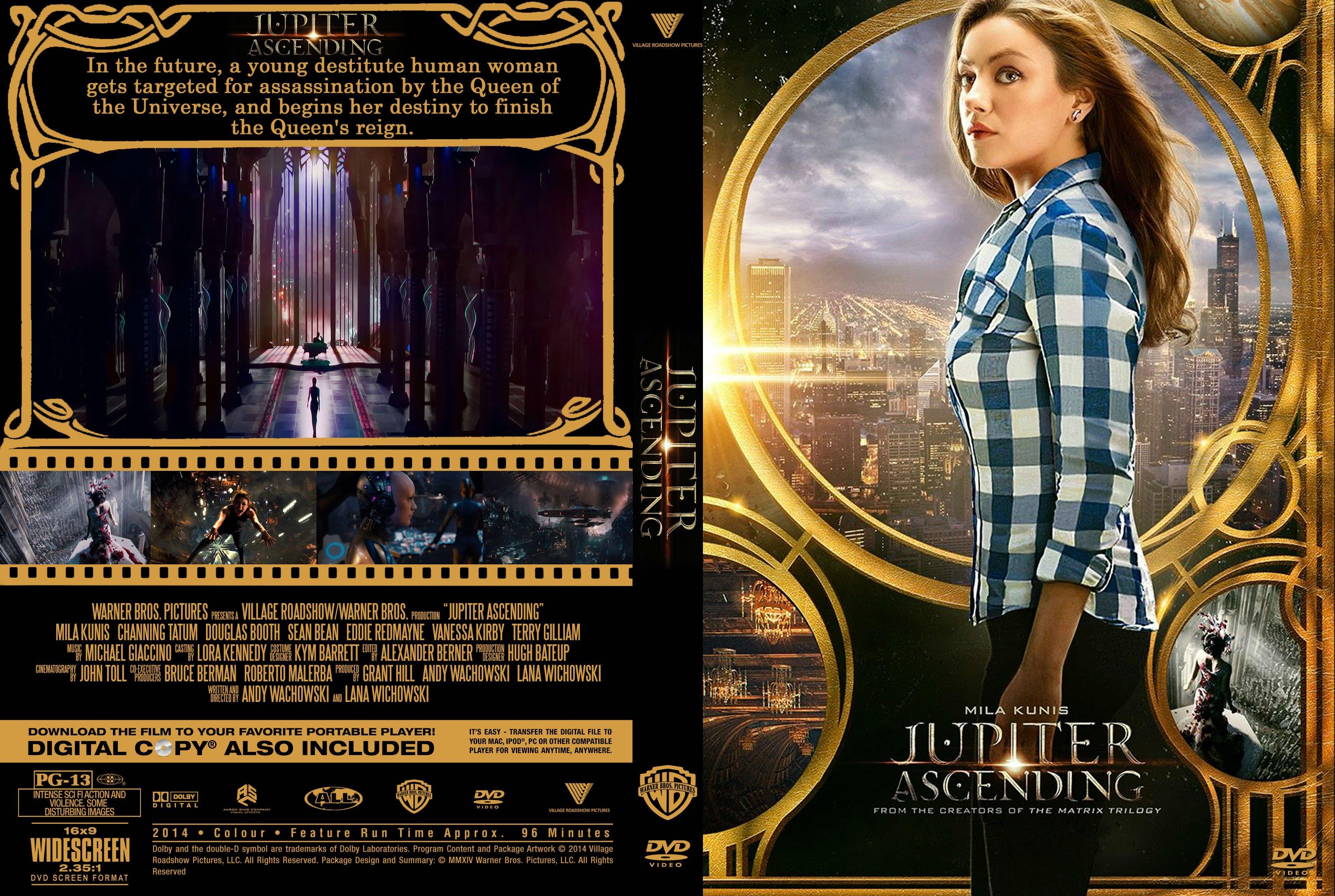 Jupiter Ascending Action Adventure Sci Fi Movie Film 29