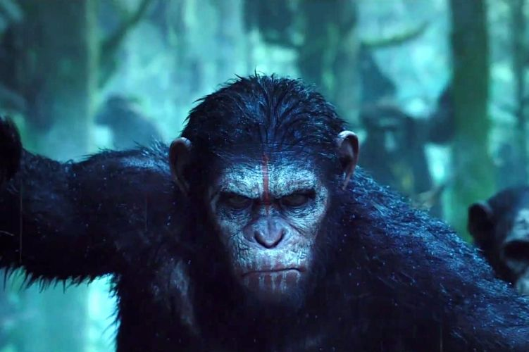 DAWN-OF-THE-APES action drama sci-Fi dawn planet apes monkey adventure (13) wallpaper
