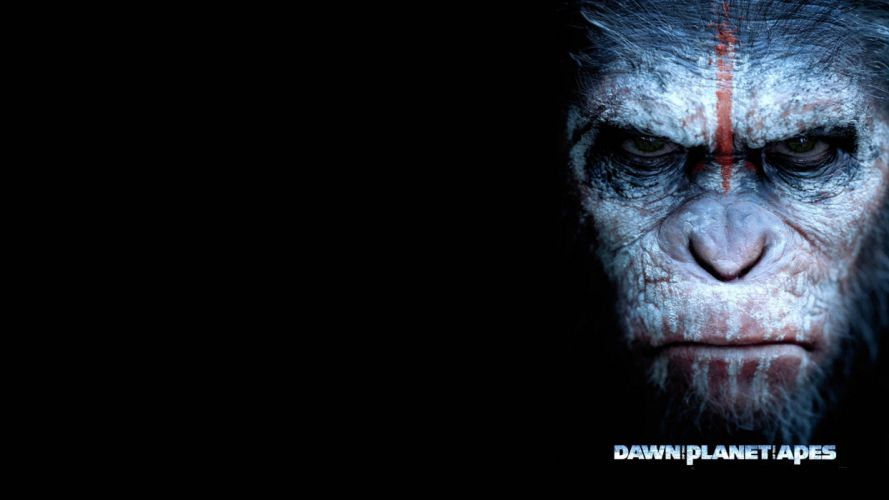 DAWN-OF-THE-APES action drama sci-Fi dawn planet apes monkey adventure (52) wallpaper