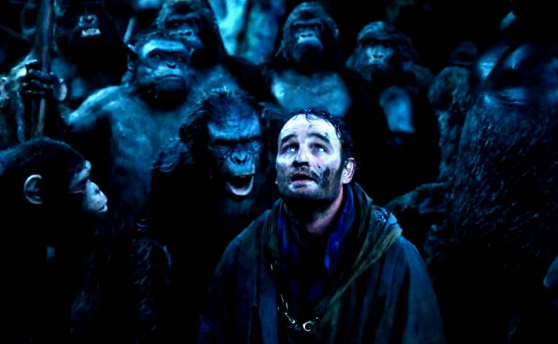 DAWN-OF-THE-APES action drama sci-Fi dawn planet apes monkey adventure (50) wallpaper