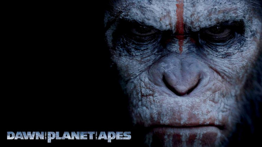 DAWN-OF-THE-APES action drama sci-Fi dawn planet apes monkey adventure (78) wallpaper