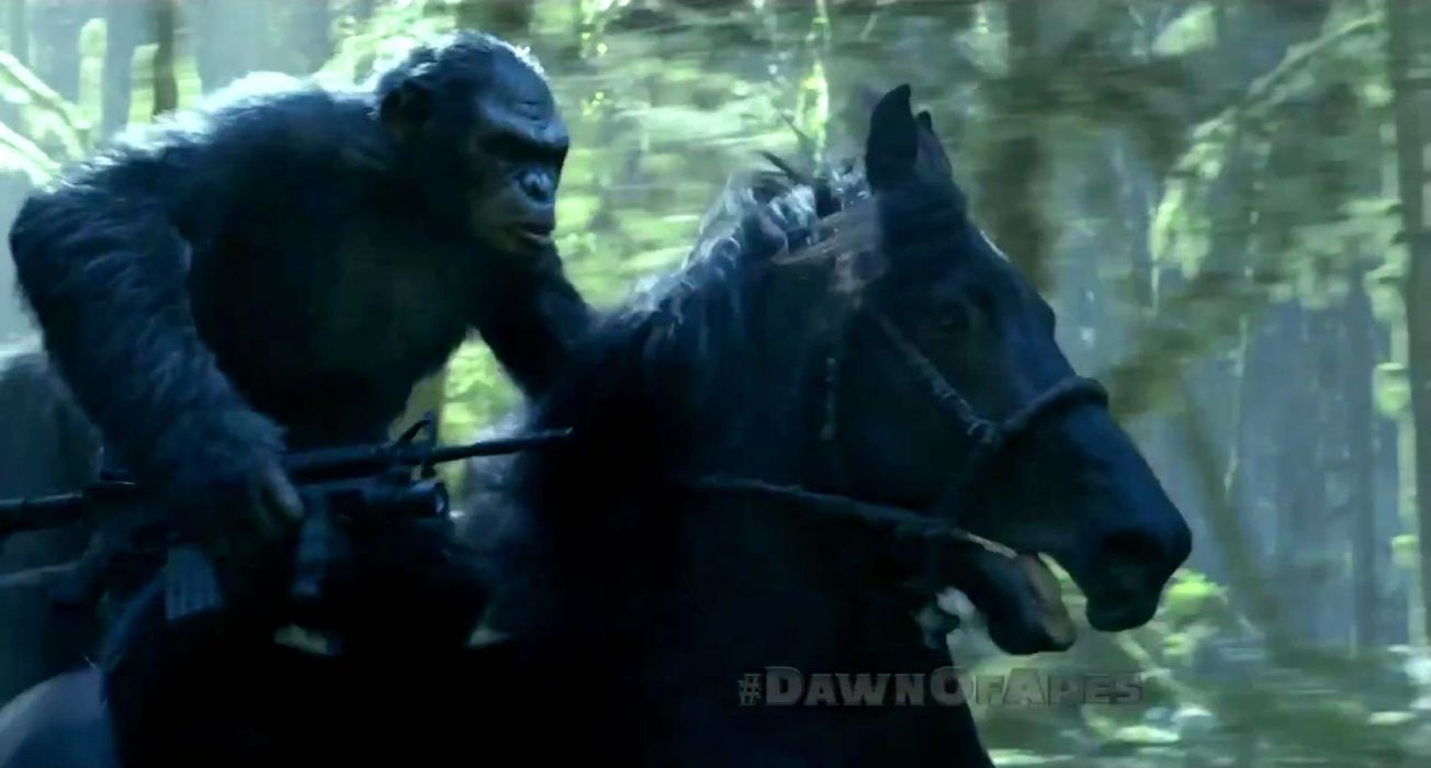 DAWN-OF-THE-APES action drama sci-Fi dawn planet apes monkey adventure (79) wallpaper