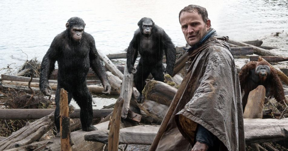 DAWN-OF-THE-APES action drama sci-Fi dawn planet apes monkey adventure (75) wallpaper