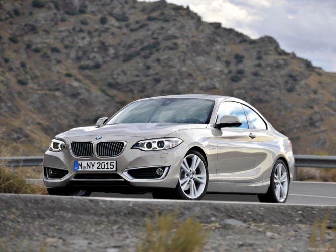 BMW 2-Series Coupe 2014 car Germany wallpaper 4000x3000 wallpaper