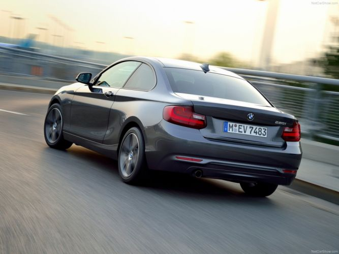 BMW 2-Series Coupe 2014 car Germany wallpaper 4000x3000 wallpaper