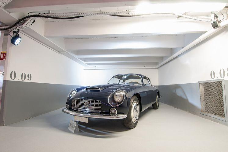 RM's Auction in Monaco classic car 1959 Lancia Flaminia Sport 4000x2677 wallpaper