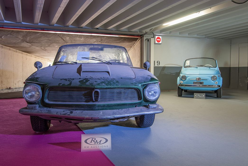 RM's Auction in Monaco classic car 1963 Iso Rivolta IR-300GT 4000x2677 wallpaper