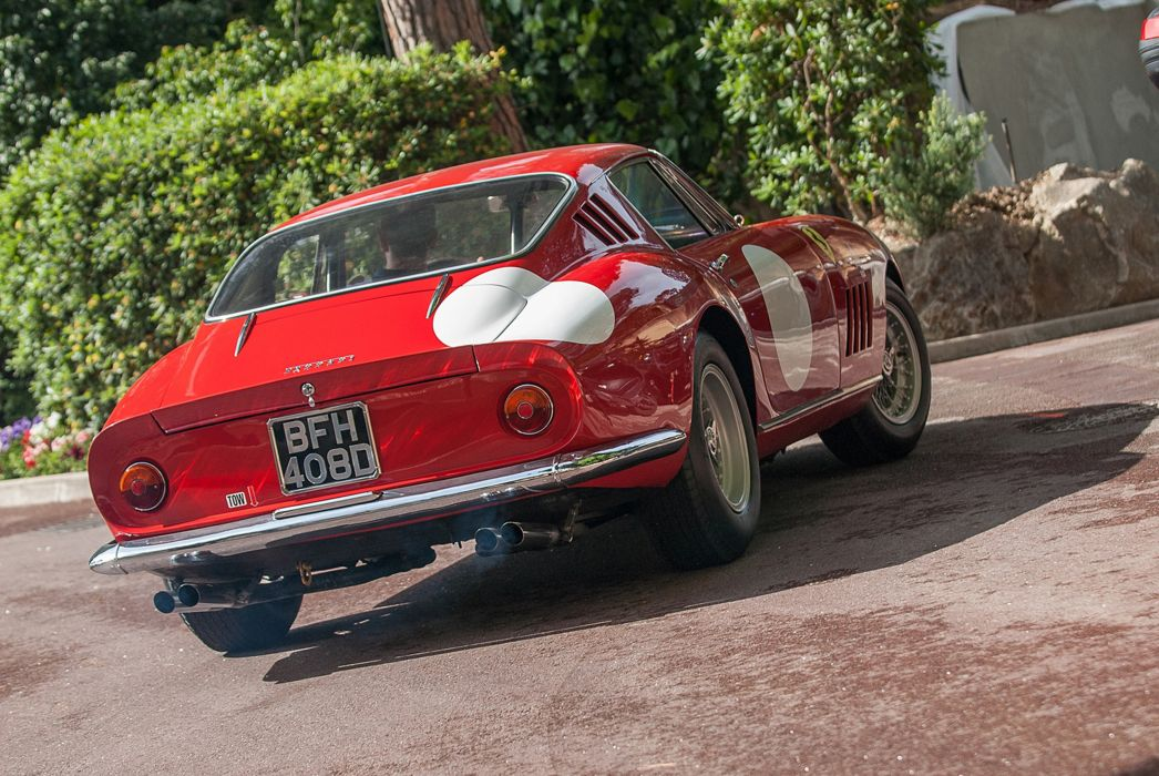 RM's Auction in Monaco classic car 1966 Ferrari 275 GTB-C 2 4000x2677 wallpaper