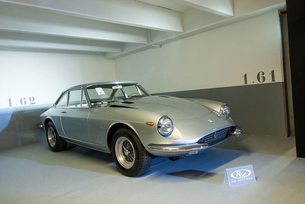 RM's Auction in Monaco classic car 1968 Ferrari 365 GTC 4000x2677 wallpaper