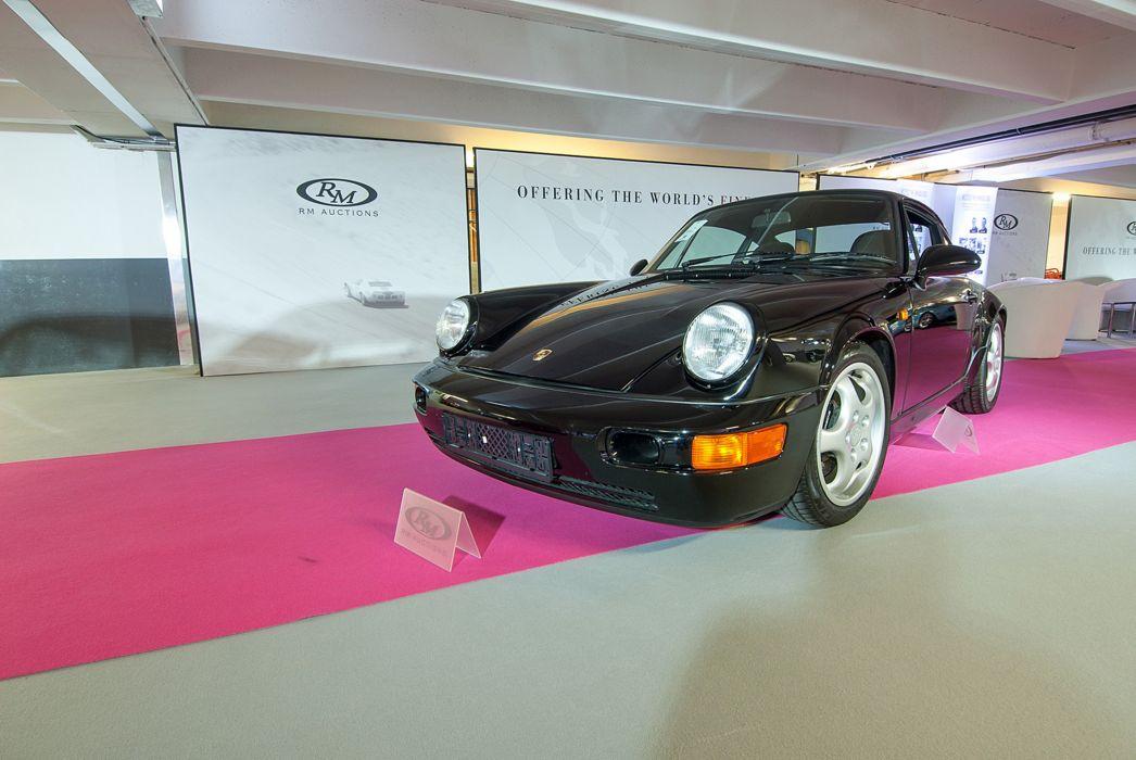 RM's Auction in Monaco classic car 1992 Porsche 911 Carrera RS-3_6 supercar Germany 4000x2677 wallpaper