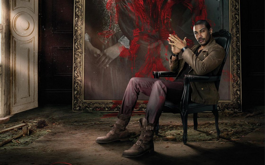 THE-ORIGINALS drama fantasy horror series originals vampire (44) wallpaper