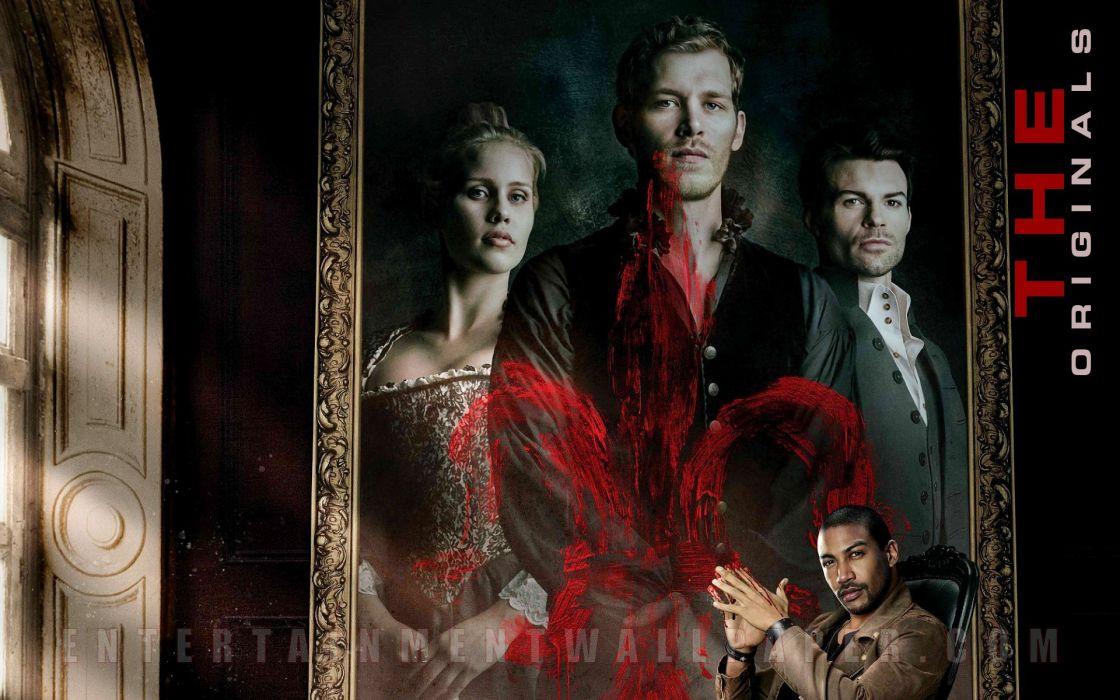THE-ORIGINALS drama fantasy horror series originals vampire (61) wallpaper