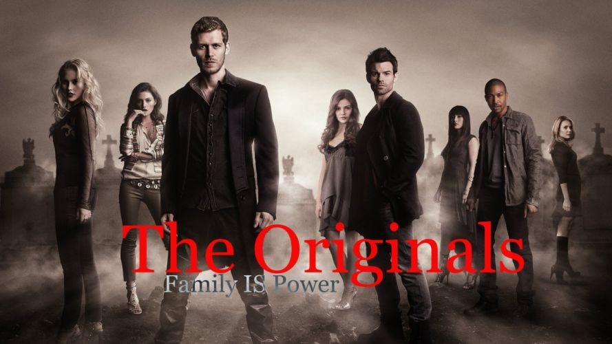 THE-ORIGINALS drama fantasy horror series originals vampire (57) wallpaper