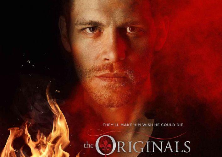 THE-ORIGINALS drama fantasy horror series originals vampire (64) wallpaper