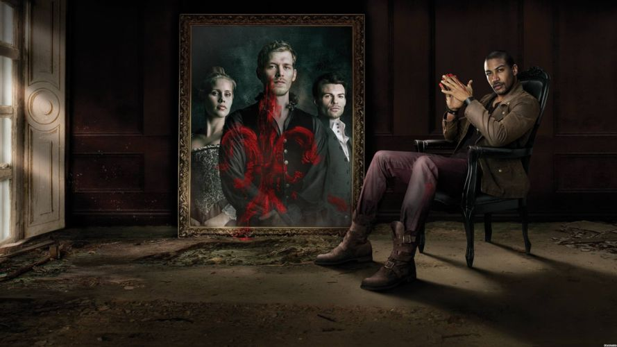 THE-ORIGINALS drama fantasy horror series originals vampire (76) wallpaper