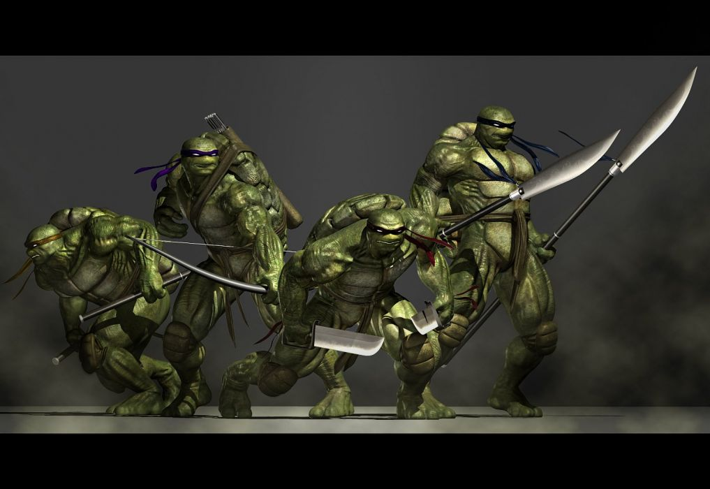 TEENAGE MUTANT NINJA TURTLES action adventure comedy turtle tmnt (11) wallpaper