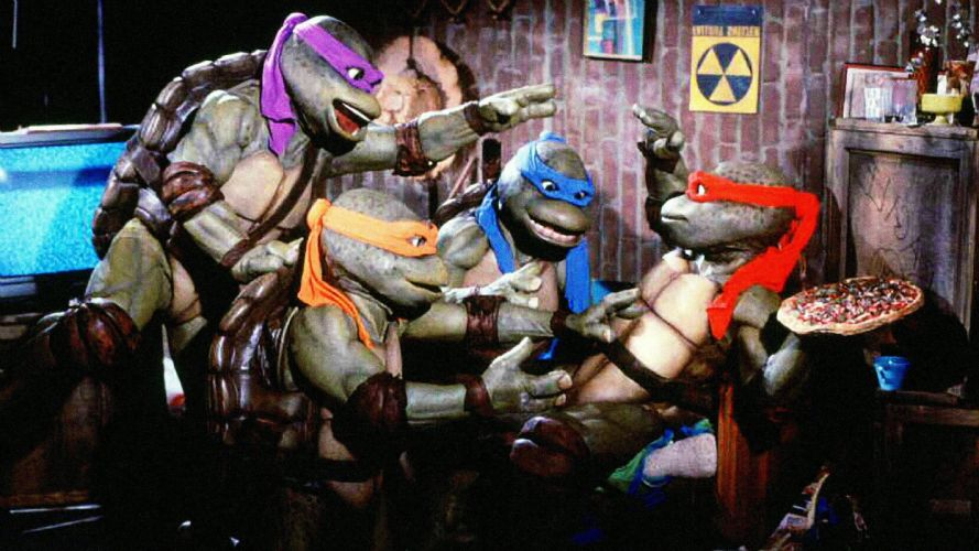 TEENAGE MUTANT NINJA TURTLES action adventure comedy turtle tmnt (31) wallpaper