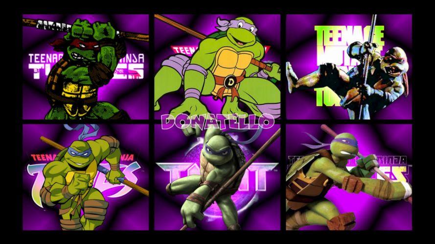TEENAGE MUTANT NINJA TURTLES action adventure comedy turtle tmnt (47) wallpaper