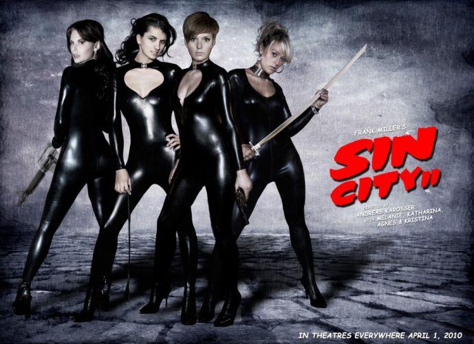 SIN CITY action crime thriller dame kill film (30) wallpaper