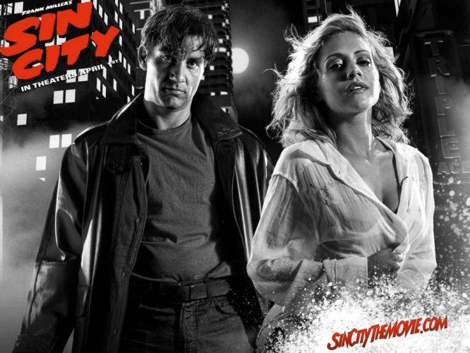 SIN CITY action crime thriller dame kill film (39) wallpaper