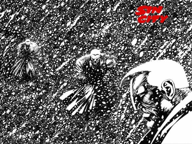 SIN CITY action crime thriller dame kill film (46) wallpaper