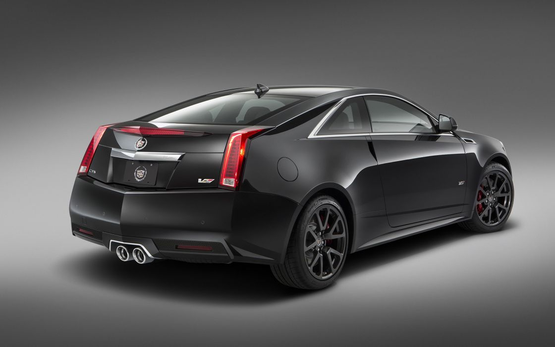 2015 Cadillac CTS-V Coupe Special Edition Car 4000x2500 wallpaper