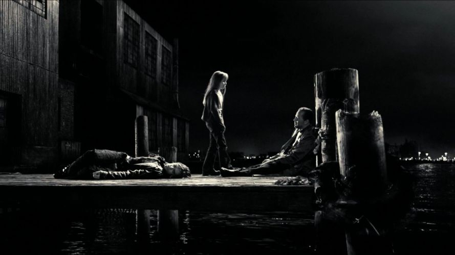 SIN CITY action crime thriller dame kill film (66) wallpaper