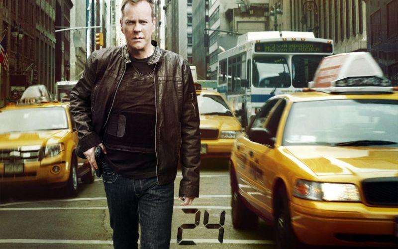 24 TWENTY-FOUR action mystery thriller crime twenty four weapon series (18) wallpaper