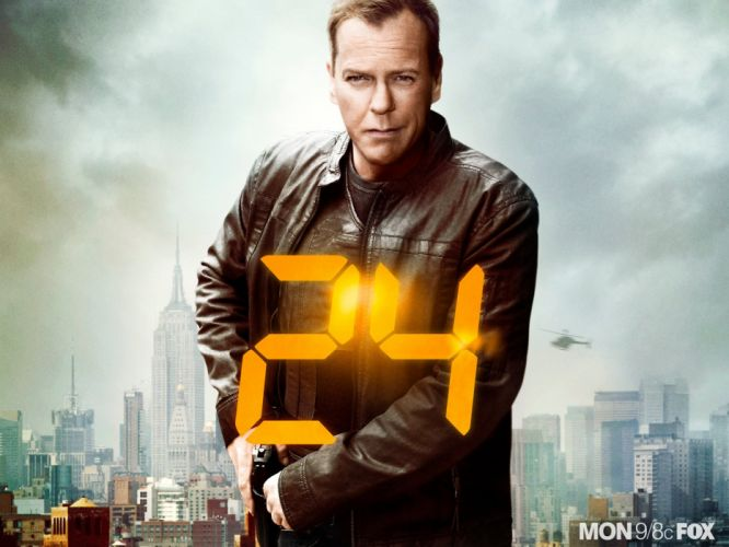 24 TWENTY-FOUR action mystery thriller crime twenty four weapon series (30) wallpaper