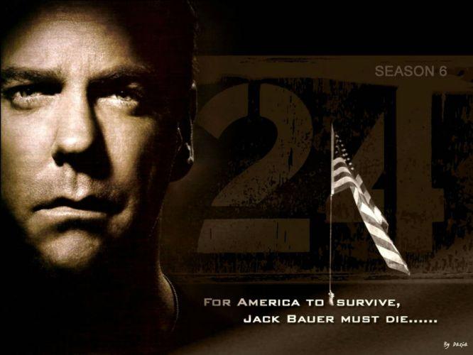 24 TWENTY-FOUR action mystery thriller crime twenty four weapon series (32) wallpaper