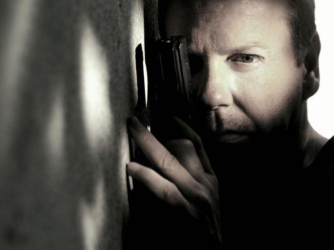 24 TWENTY-FOUR action mystery thriller crime twenty four weapon series (56) wallpaper