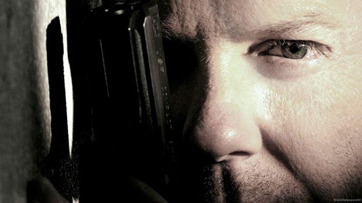 24 TWENTY-FOUR action mystery thriller crime twenty four weapon series (67) wallpaper