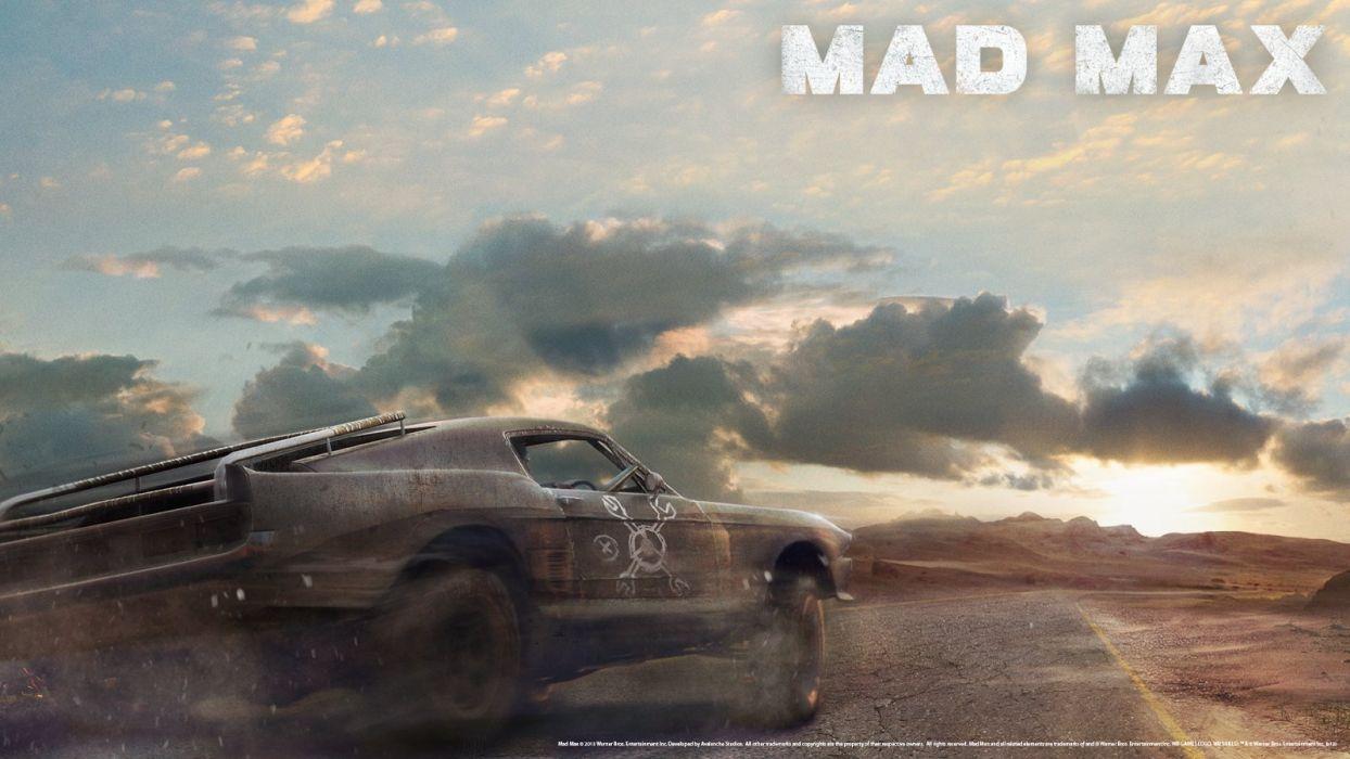 MAD MAX action adventure thriller sci-fi apocalyptic futuristic (1) wallpaper