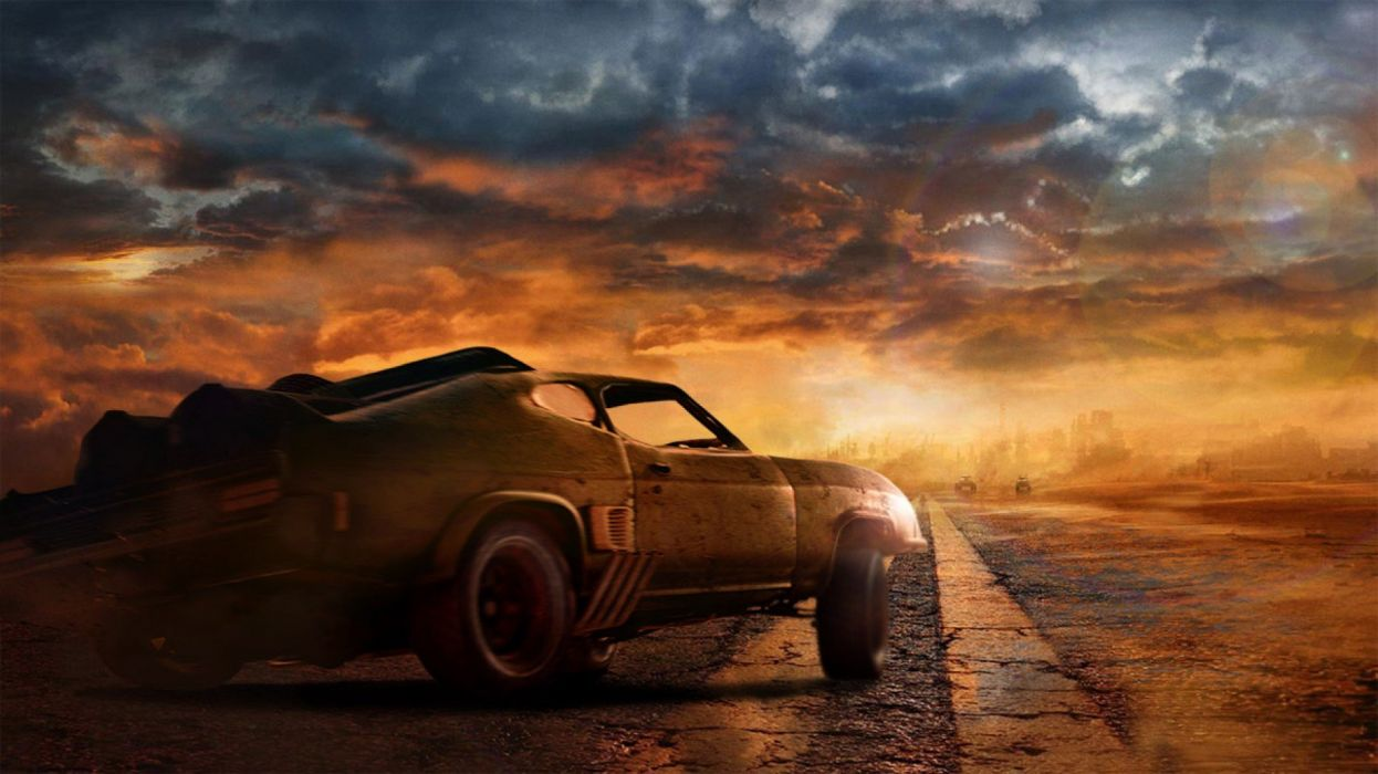 MAD MAX action adventure thriller sci-fi apocalyptic futuristic (8) wallpaper