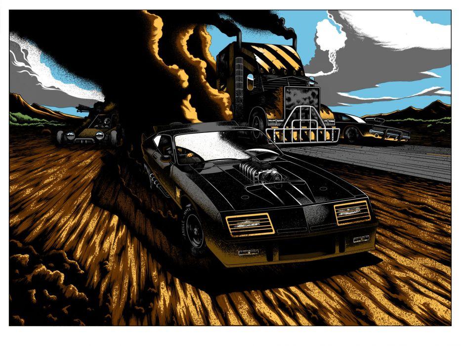 MAD MAX action adventure thriller sci-fi apocalyptic futuristic (2) wallpaper