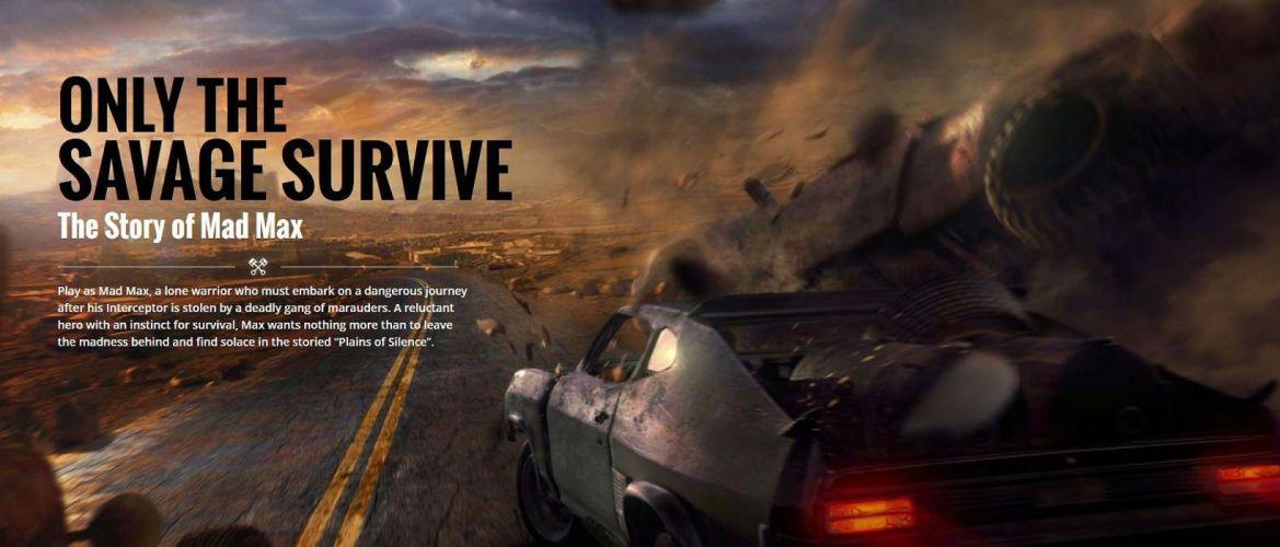 MAD MAX action adventure thriller sci-fi apocalyptic futuristic (55) wallpaper