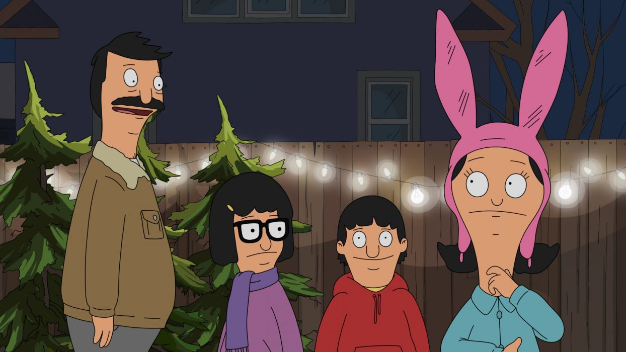 BOBS BURGERS animation comedy cartoon fox series family (18) wallpaper