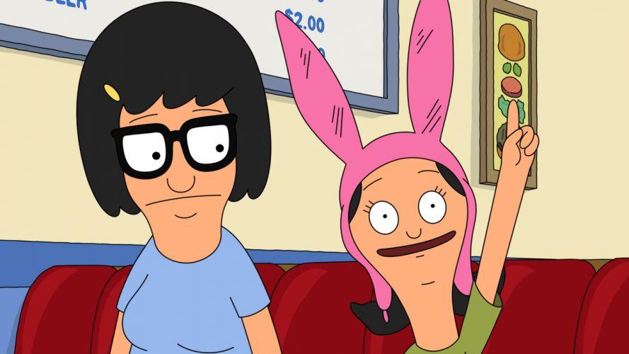 BOBS BURGERS animation comedy cartoon fox series family (22) wallpaper